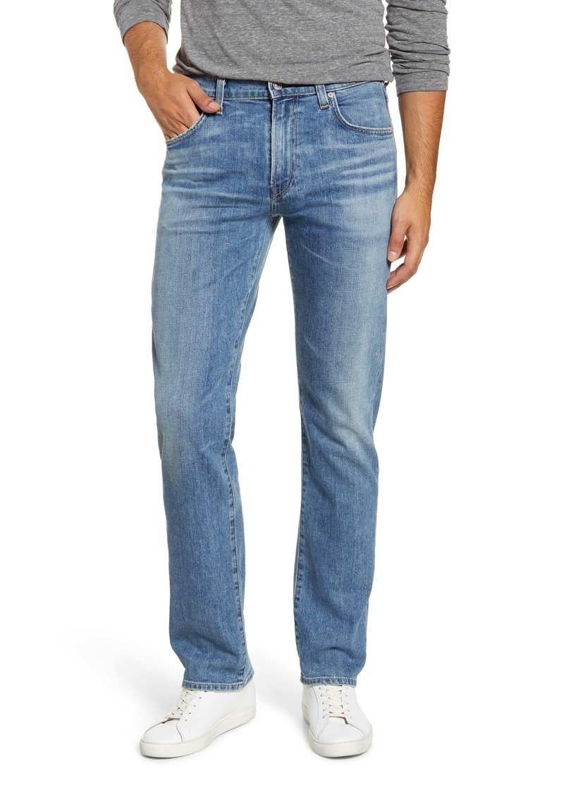 Citizens of Humanity Gage Slim Straight Leg Jeans (Aland)