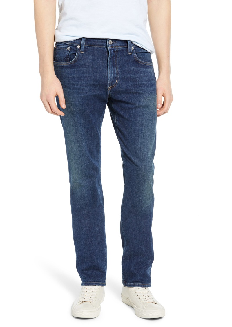 Citizens of Humanity Gage Slim Straight Leg Jeans (Barent)