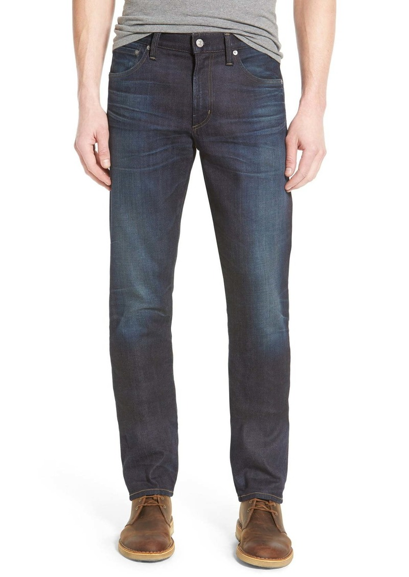 Citizens of Humanity Gage Slim Straight Leg Jeans (Huron)