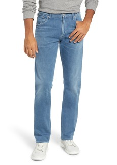 Citizens of Humanity Gage Slim Straight Leg Jeans (Silverstone)