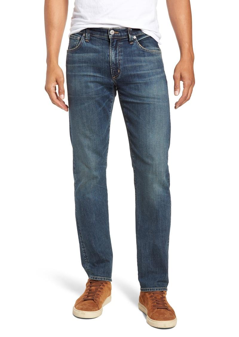 Citizens of Humanity Gage Slim Straight Leg Jeans (Vega)