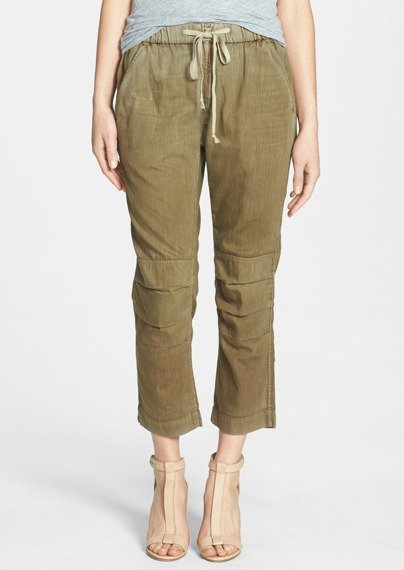 Citizens of Humanity 'Kai' Cotton Drawstring Pants
