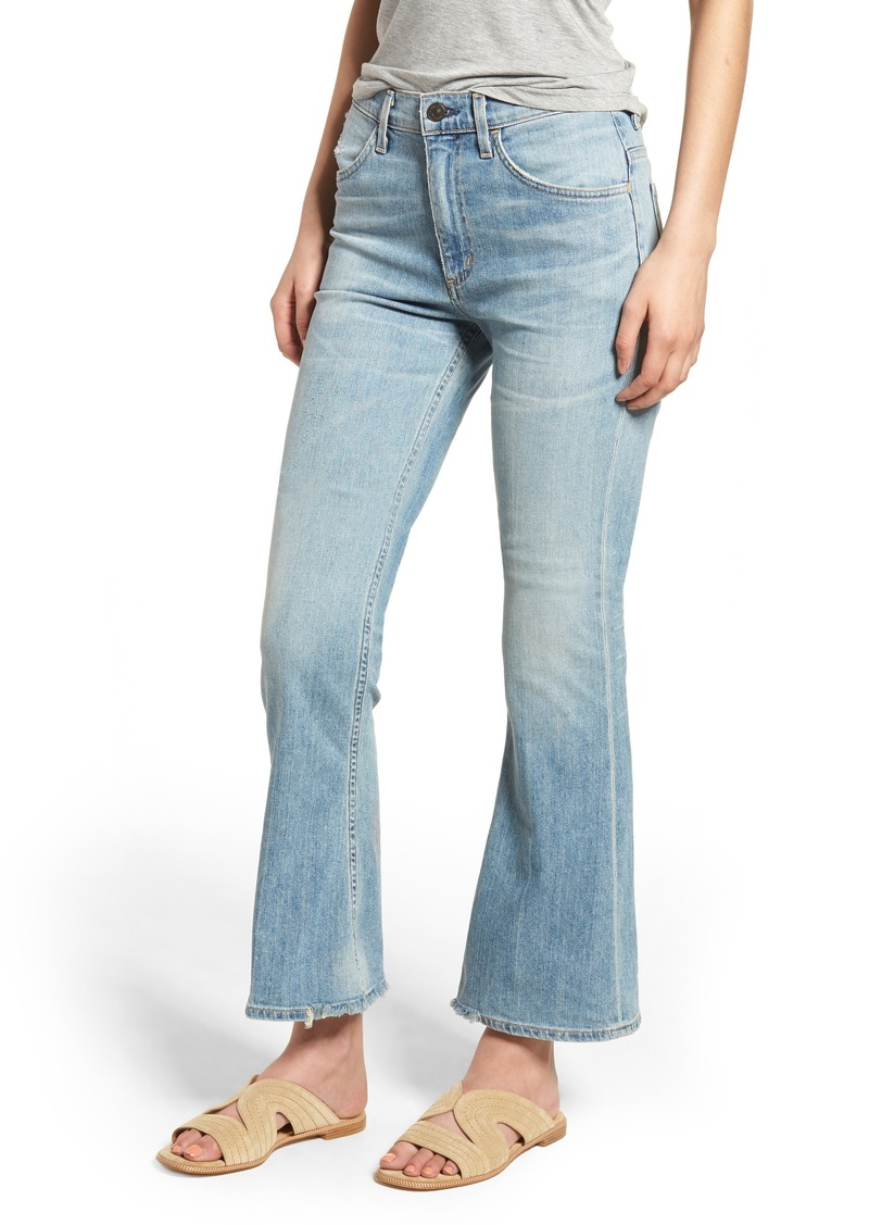 good looking cheap price get online Kaya Kick Flare Jeans (Perry)