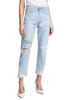 Citizens of Humanity Kiya High Rise Classic Fit Jeans