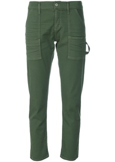 Citizens Of Humanity Leah cropped cargo pants - Green