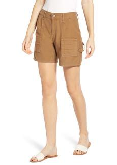 Citizens of Humanity 'Leah' Twill Boyfriend Shorts