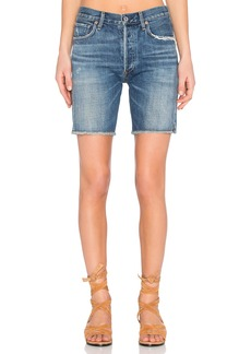 Citizens of Humanity Liya High Rise Classic Short