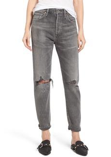 Citizens of Humanity Liya High Waist Boyfriend Jeans (Extreme)