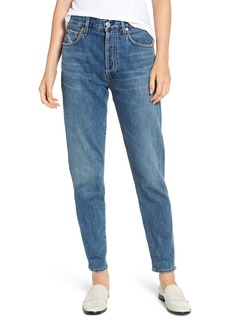 Citizens of Humanity Liya High Waist Boyfriend Jeans (Forever)