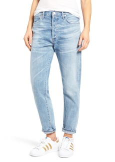 Citizens of Humanity Liya High Waist Boyfriend Jeans (Sunday Morning)