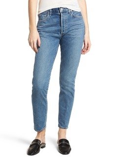 Citizens of Humanity Liya High Waist Slim Boyfriend Jeans (Admire)