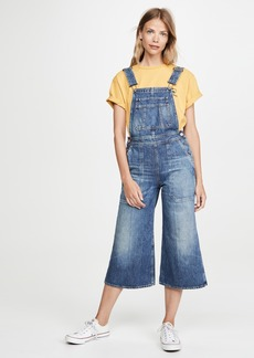 Citizens of Humanity Lizzie Culotte Overalls