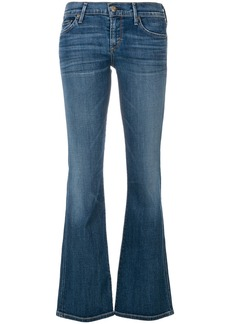 Citizens Of Humanity low-rise flared jeans - Blue