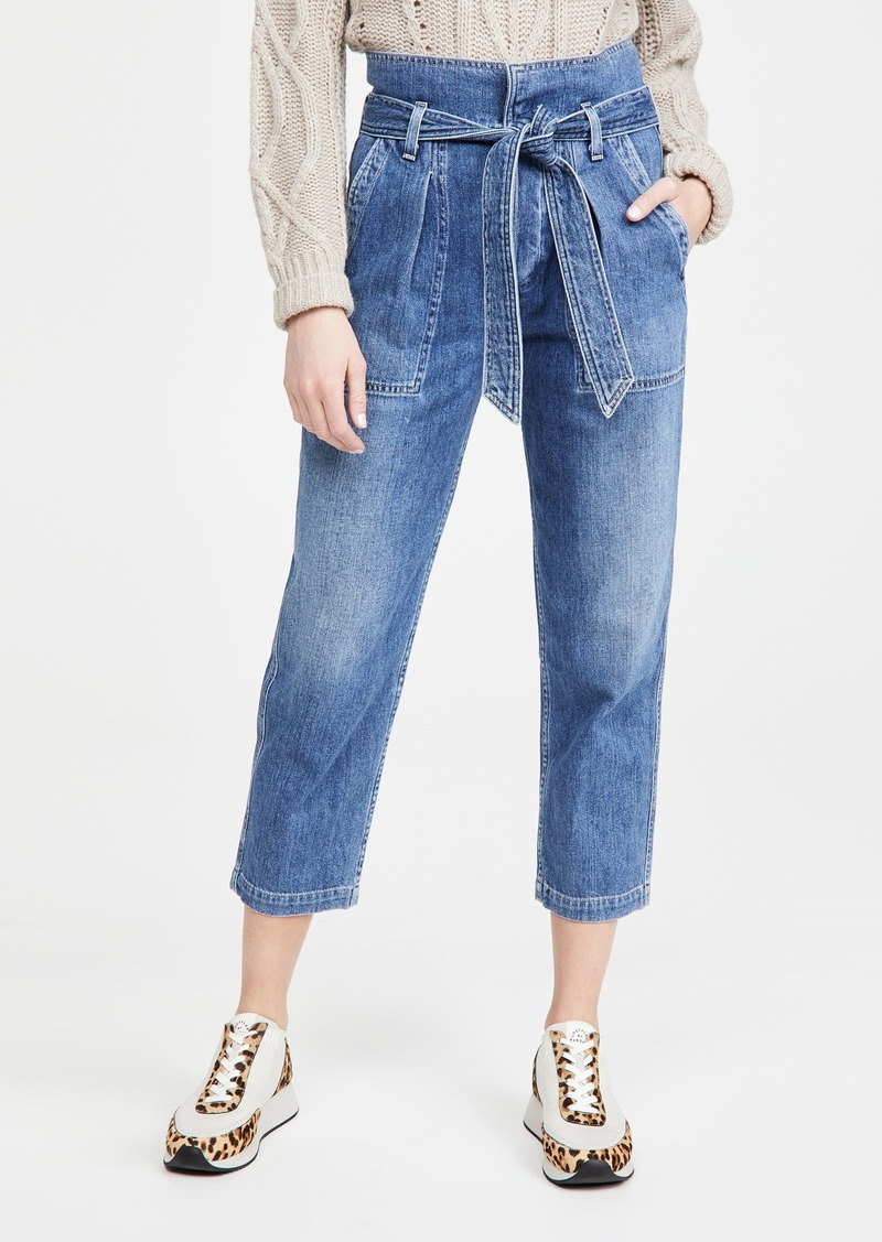 Citizens of Humanity Noelle Belted Cargo Jeans