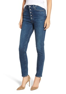 Citizens of Humanity Olivia High Waist Slim Jeans (Circa)