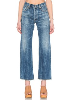 Citizens of Humanity Parker Non-Selvedge Relaxed Cuff. - size 24 (also in 26,27,28,29)