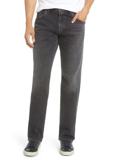 Citizens of Humanity Perfect Casual Straight Leg Jeans (Dark Shadow)