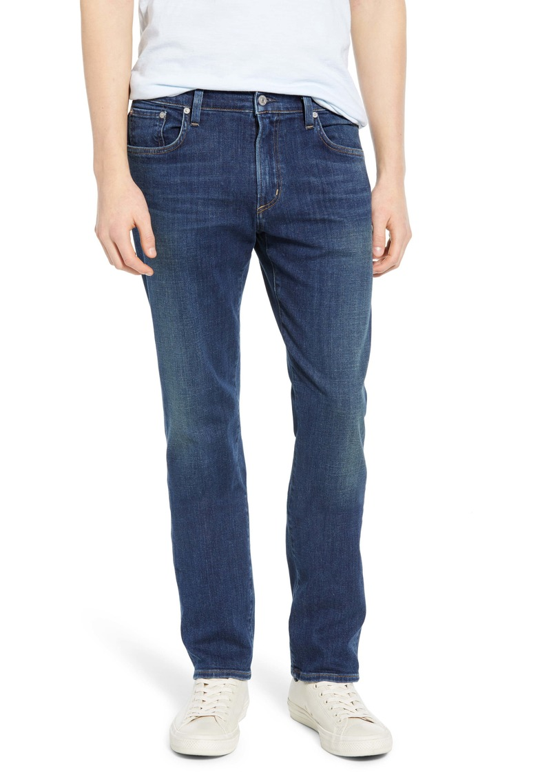 Citizens of Humanity PERFORM - Gage Classic Straight Leg Jeans (Barent)