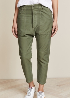 Citizens of Humanity Premium Vintage Surplus Sadie Utility Pants