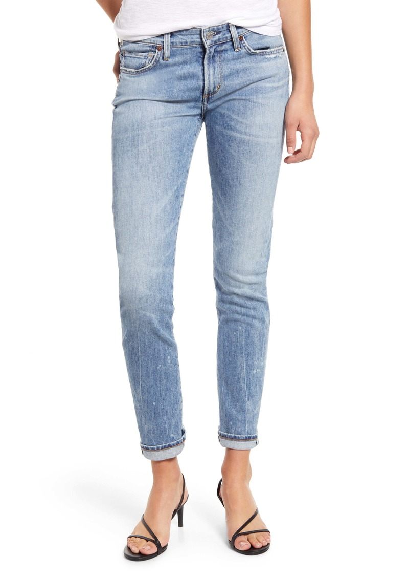 Citizens of Humanity Racer Ankle Skinny Jeans (Rainfall)