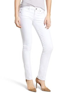 Citizens of Humanity Racer Skinny Jeans (Optic White)