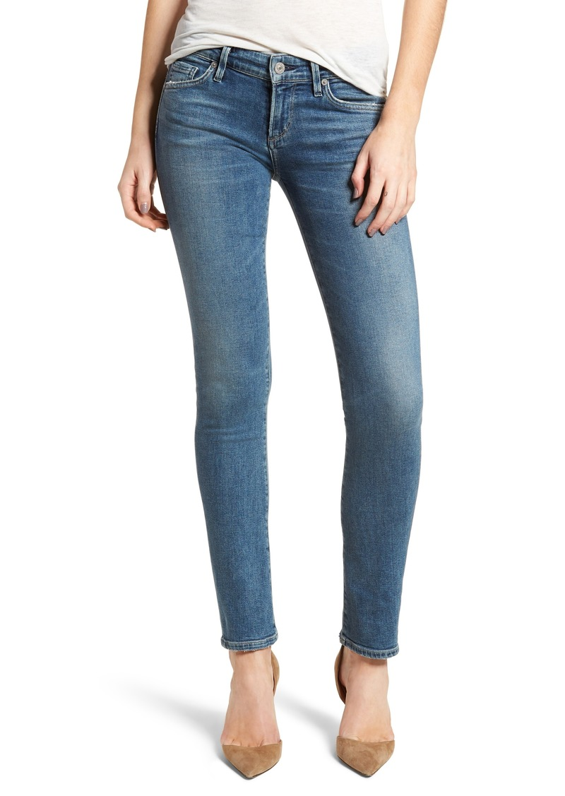 Citizens of Humanity Racer Skinny Jeans (Orbit)