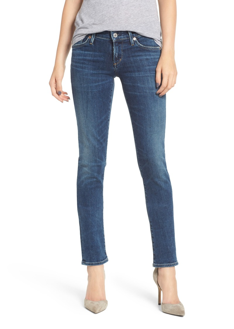 Citizens of Humanity Racer Slim Jeans (Caspian)