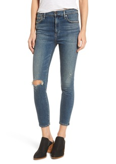 Citizens of Humanity Rocket Crop Skinny Jeans (Deja Vu)