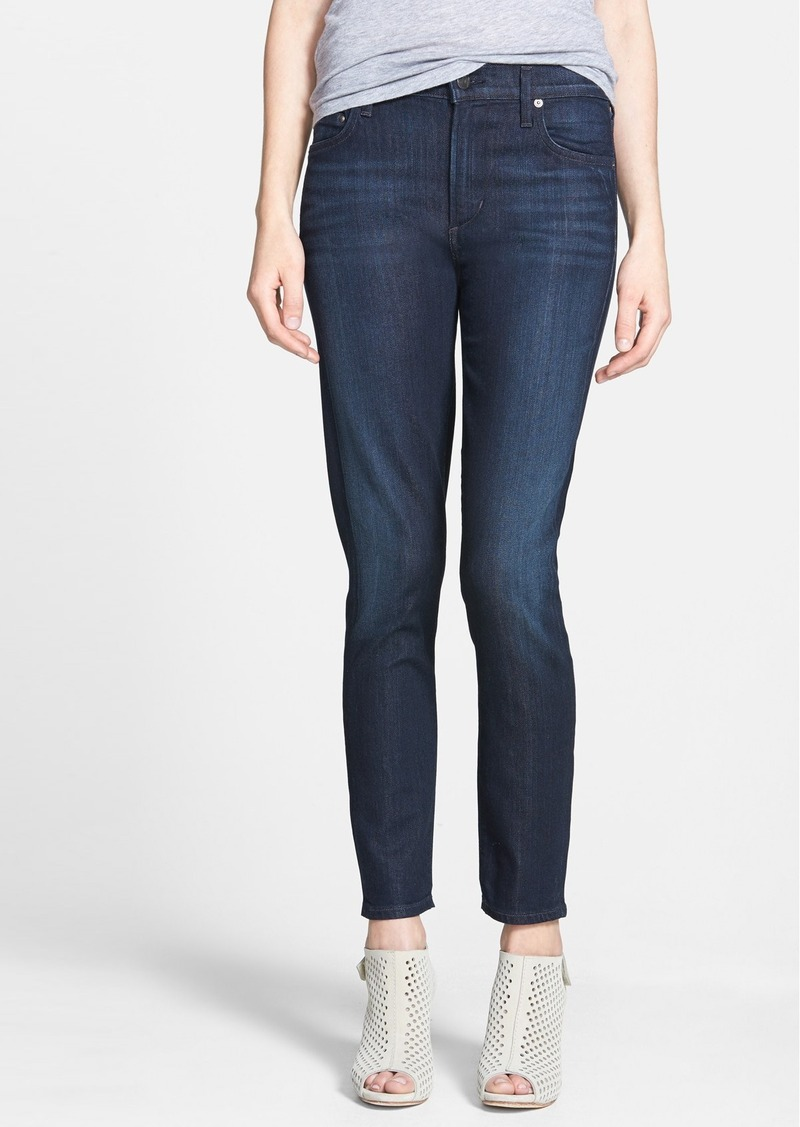 Citizens of Humanity 'Rocket' Crop Skinny Jeans (Space)