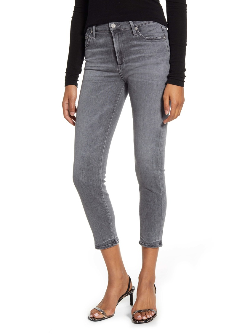 Citizens of Humanity Rocket Crop Skinny Jeans (Trance)