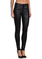 Citizens of Humanity Rocket High Rise Coated Skinny