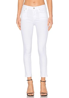 Citizens of Humanity Rocket High Rise Crop Skinny. - size 24 (also in 25,26,27)