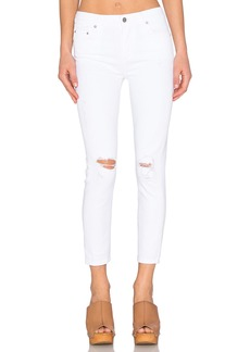 Rocket High Rise Crop Skinny