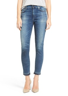 Citizens of Humanity 'Rocket' High Rise Crop Skinny Jeans