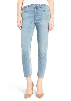 Citizens of Humanity Rocket High Waist Crop Skinny Jeans (Berkeley)
