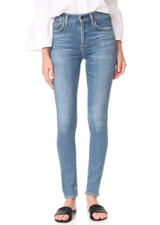 Citizens of Humanity Rocket High Rise Skinny Sculpt Jeans