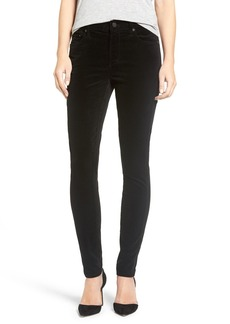 Citizens of Humanity Rocket High Waist Velveteen Skinny Pants