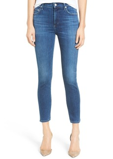 Citizens of Humanity Rocket High Waist Crop Skinny Jeans (Echoes)
