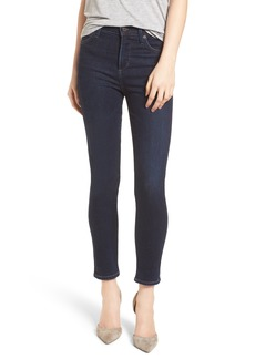 Citizens of Humanity Rocket High Waist Crop Skinny Jeans (Galaxy)