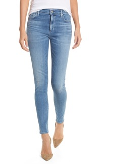 Citizens of Humanity Rocket High Waist Skinny Jeans (Pacifica)