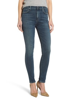 Citizens of Humanity Rocket High Waist Skinny Jeans (Rival)