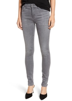 Citizens of Humanity Rocket High Waist Skinny Jeans (Statuette)
