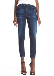 Citizens of Humanity Rocket High Waist Crop Jeans