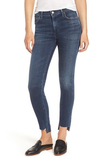 Citizens of Humanity Rocket Step Hem Skinny Jeans (Palmilla)