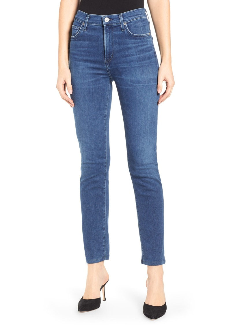 Citizens of Humanity Sculpt - Harlow Crop Slim Jeans (Glory)