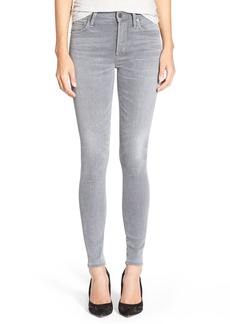 Citizens of Humanity 'Sculpt - Rocket' High Rise Skinny Jeans (Shadow)