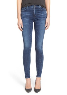Citizens of Humanity 'Sculpt - Rocket' High Rise Skinny Jeans (Waverly)