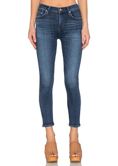 Citizens of Humanity SCULPT Rocket High Rise Crop Skinny. - size 24 (also in 26,27,28,29,30)