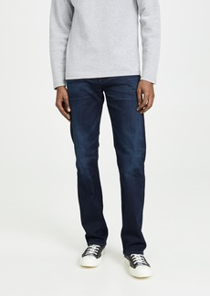 Citizens of Humanity Sid Classic Straight Jeans in Miles Wash
