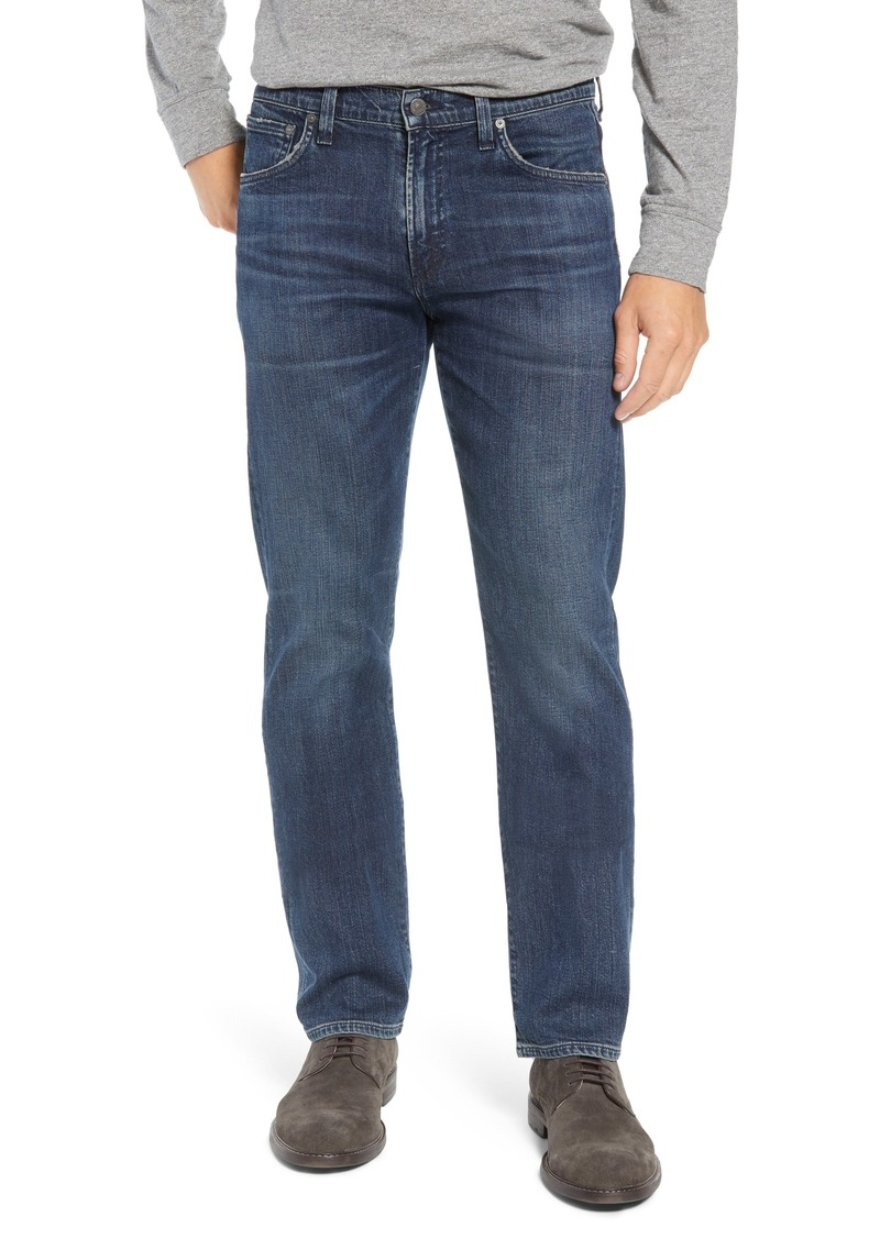 Citizens of Humanity Sid Straight Leg Jeans (Luca)